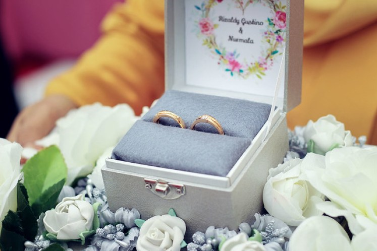 gofotovideo pernikahan adat minang di graha wredatama 163