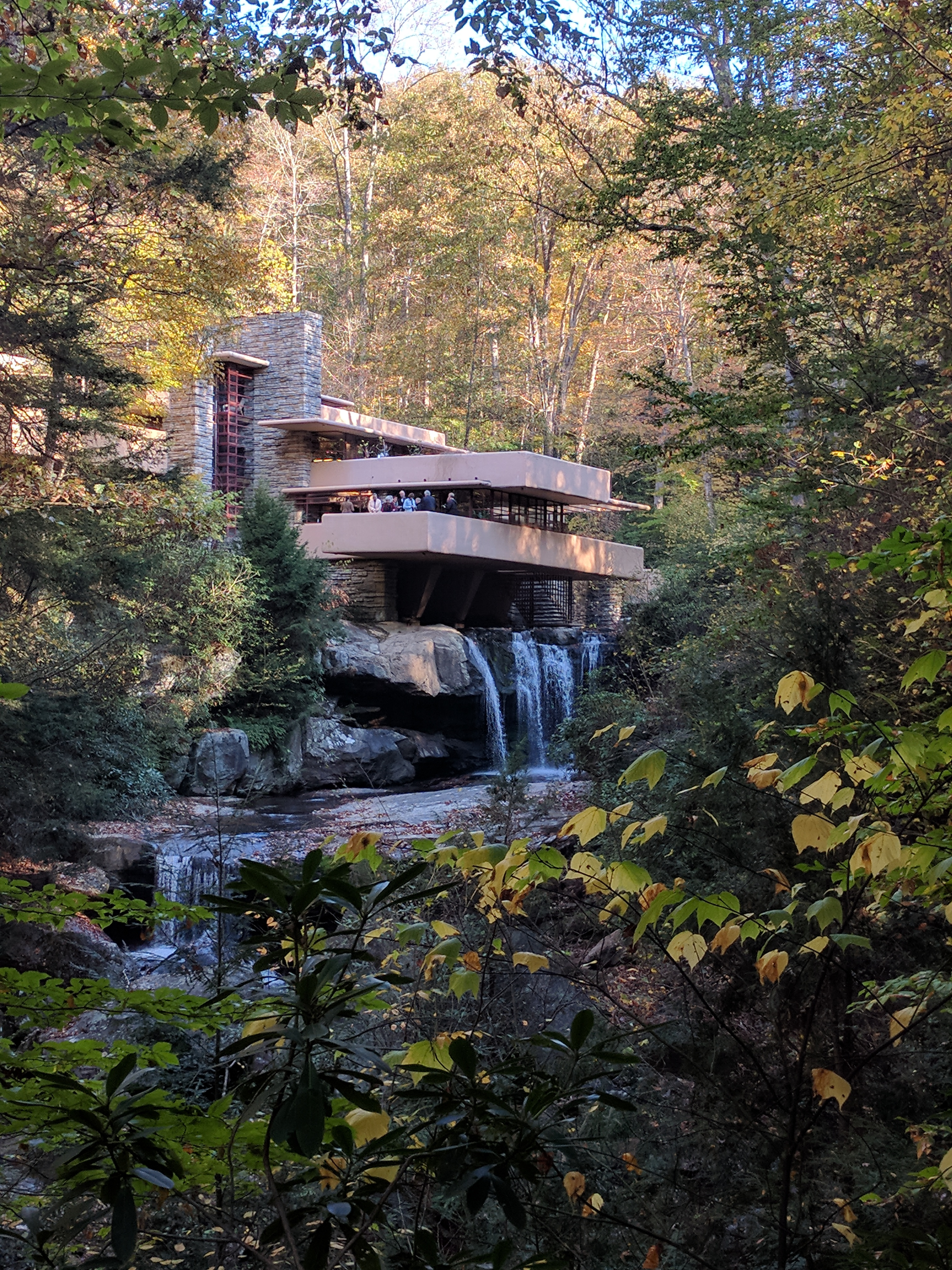 Falling Water House Usa Elevation Of Middle Ridge Rd Ohiopyle Pa Usa Topographic Map