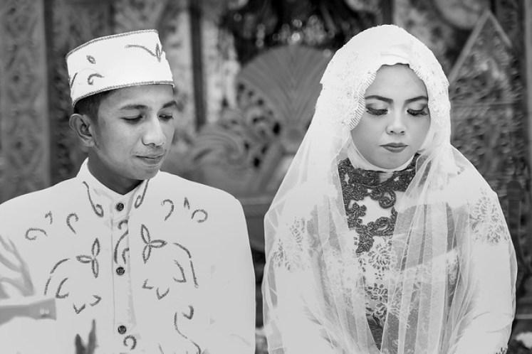 gofotovideo pernikahan adat minang di graha wredatama 131