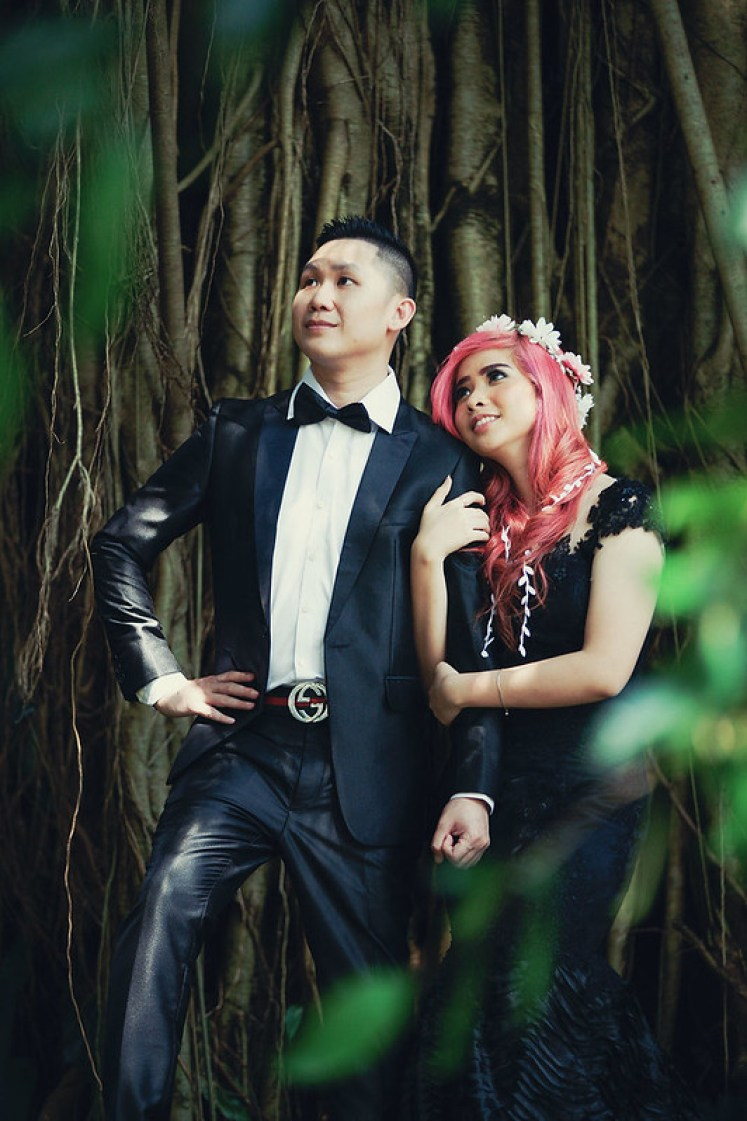 gofotovideo prewedding di Institut Pertanian Bogor IPB 0140