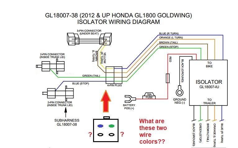 12 pin molex wiring diagram