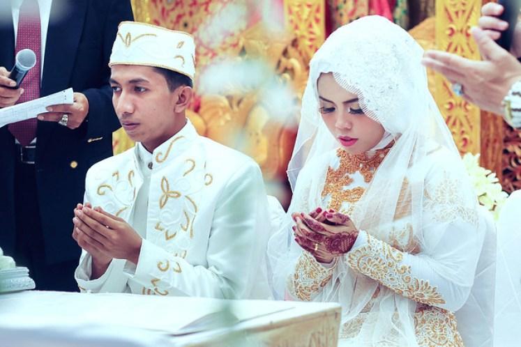 gofotovideo pernikahan adat minang di graha wredatama 168