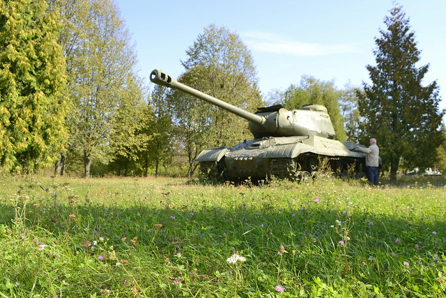 Visit Rivne, Ukraine _ Hill of Glory Tank