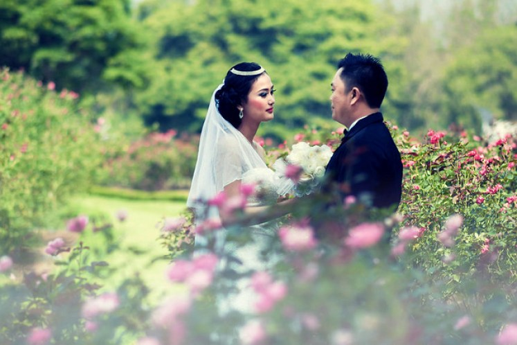 gofotovideo prewedding taman bunga nusantara TBN cianjur 0420