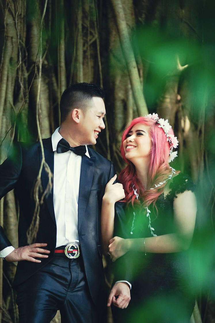 gofotovideo prewedding di Institut Pertanian Bogor IPB 0141