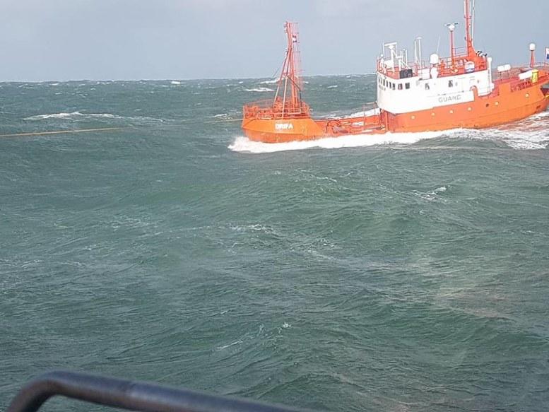 22815326_1136357026496368_8735824813322750786_n schip in nood Terschelling 6