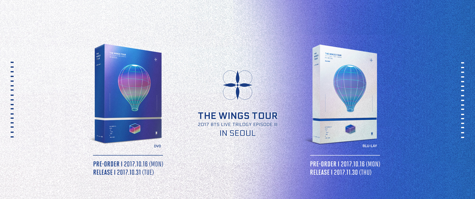 Cd Online Kaufen [info] 2017 Bts Live Trilogy Episode Iii The Wings Tour In