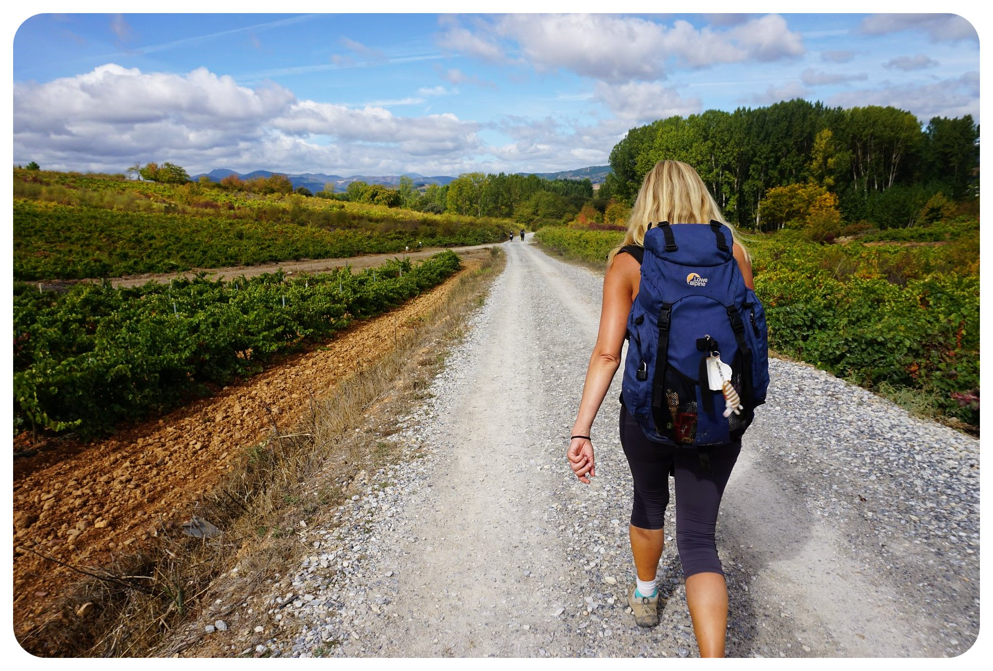 Camino Santiago Packing List Walking The Camino De Santiago A Packing List For A 500 Mile Hike