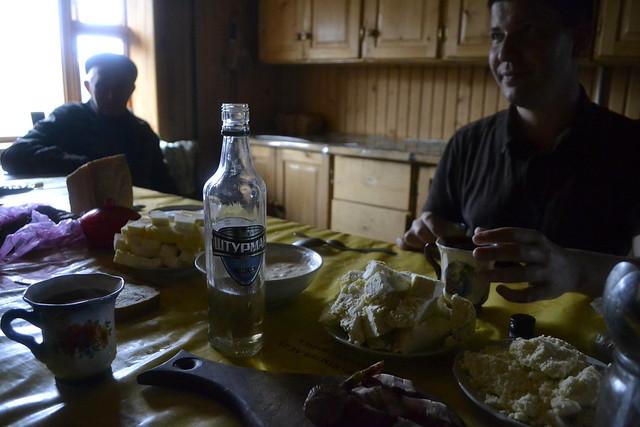 Ukraine Travel FAQ - Carpathian Drinking Customs