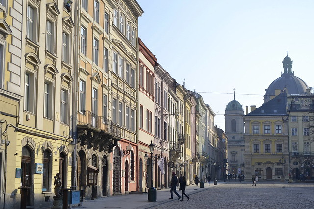 Ukraine Travel FAQ - Lviv City Square