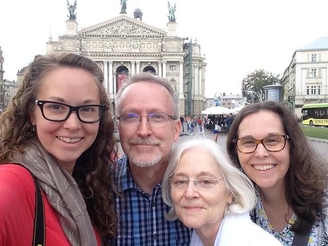Ukraine Travel FAQ - Lviv Opera House Ukraine