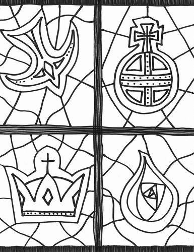 church bulletin art \u2013 Stushie Art - free black and white bulletin covers