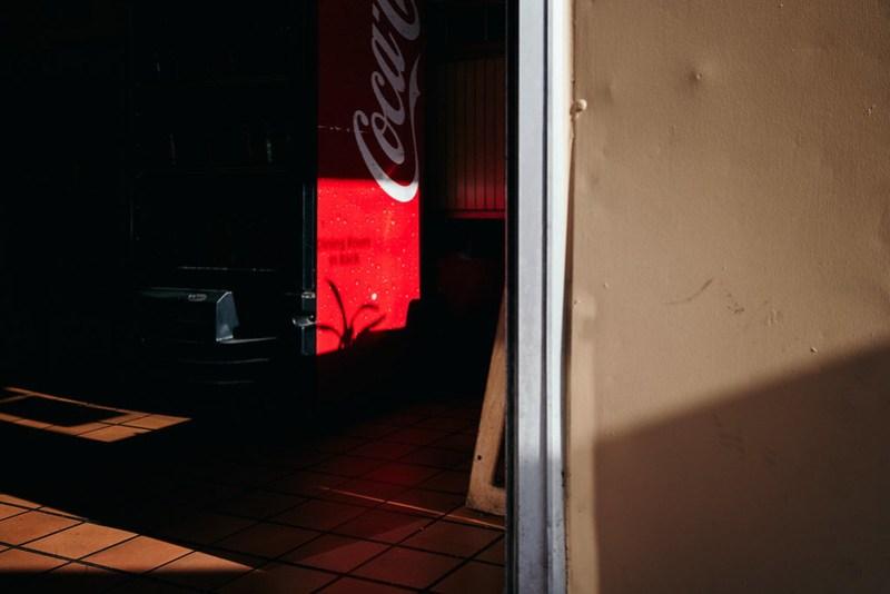 Coke Red