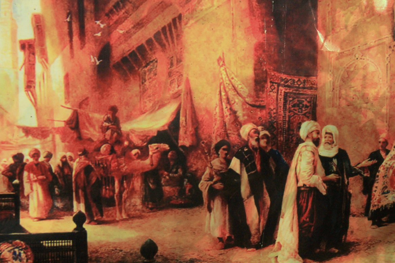 Follow khan el Khalili guide to explore Islamic cairo