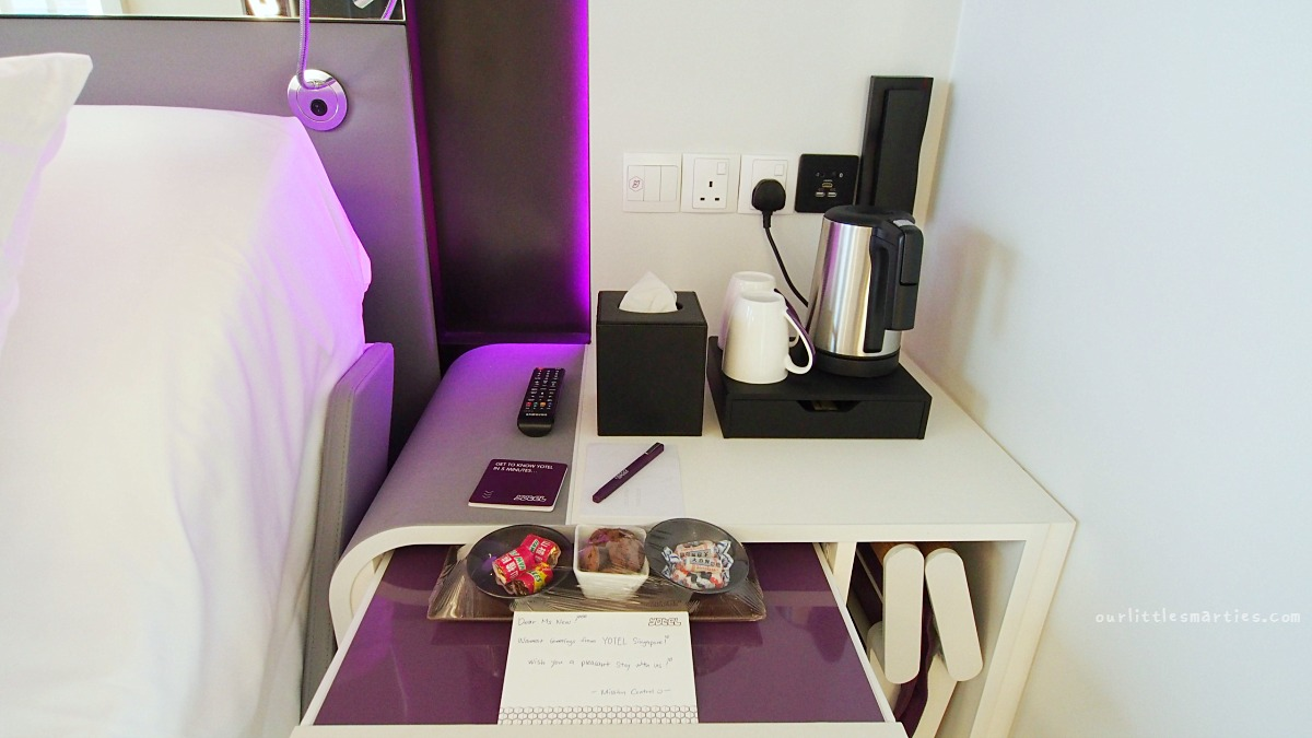 Staycation At Yotel Singapore Asias First Yotel