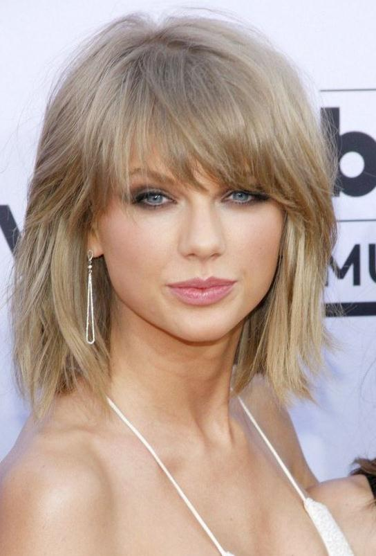 Bangs Hairstyles Haircuts  For Women
