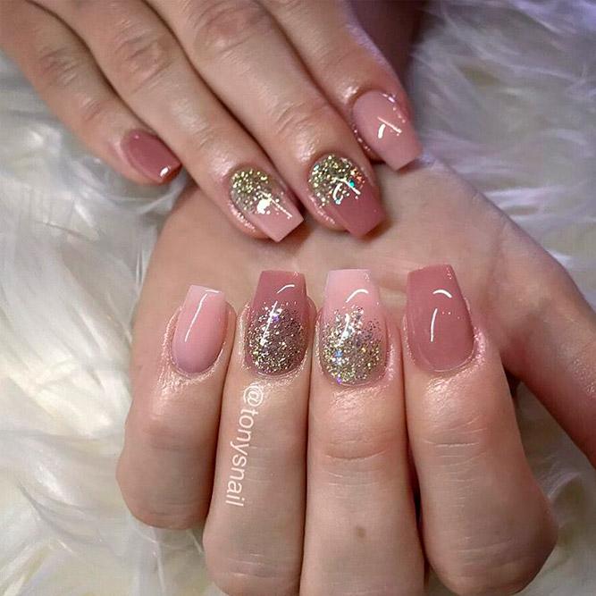 How To Do Fantastic Glitter Ombre Nails Tutorials Nails C