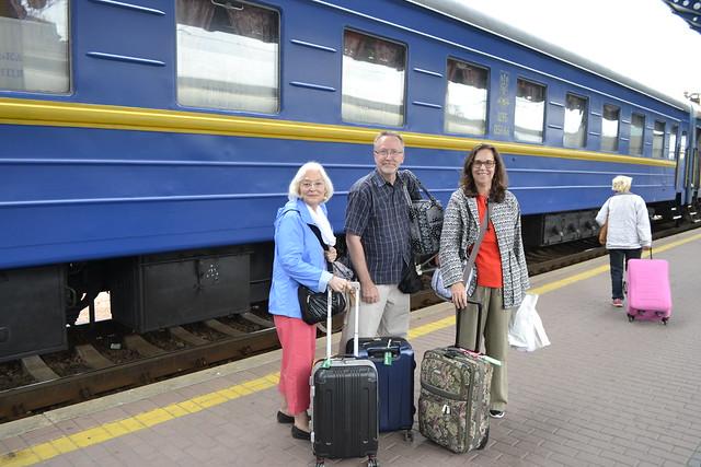 Ukraine Travel FAQ - Overnight Train Travel in Ukraine