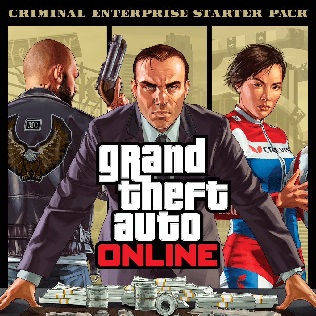 Online Pack The Criminal Enterprise Starter Pack For Grand Theft Auto Online