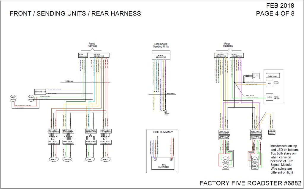 lights wiring diagram factory five