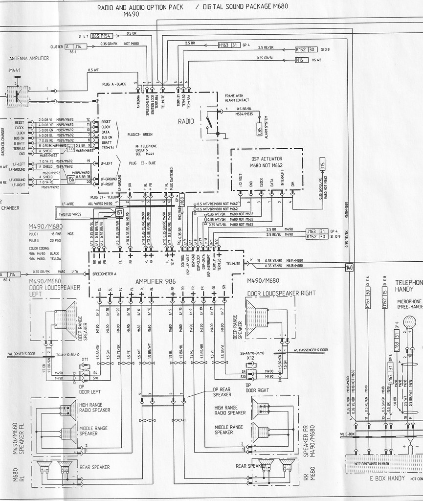 5 channel amp rca wiring diagram