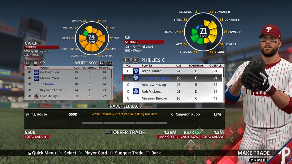Everything New in MLB The Show 18\u0027s Franchise Mode \u2013 PlayStationBlog