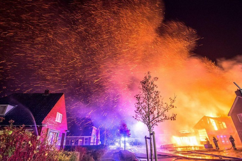 Grote brand Niawier 2