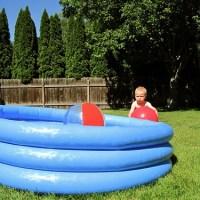 First Kiddie Pool