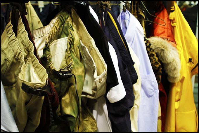 Tuukka at Mens Fashion Week, Paris - Mark McNairy New Amsterdam's Clothing Collectiona at Capsule