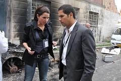 Valentina Rendon y Sebastian Aragón