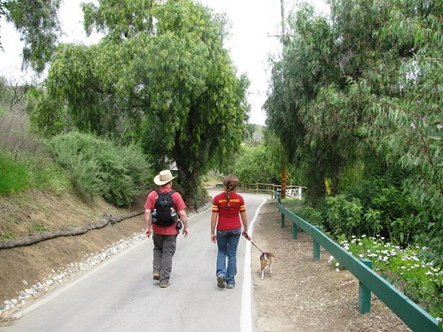 Carbon Canyon Loop Hike (March 2011)