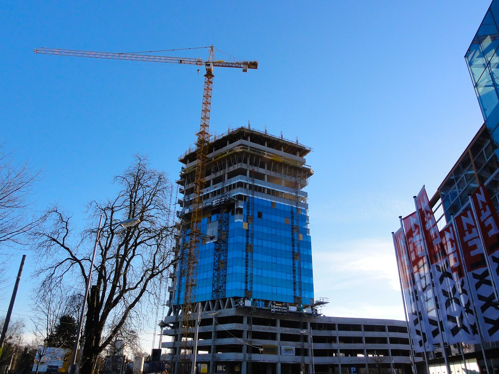 Xxlutz Linz The World S Most Recently Posted Photos Of Blumautower And Crane