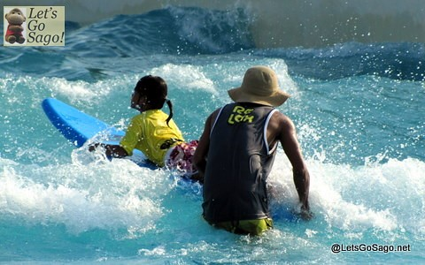CME Surfing Cup Kids Division