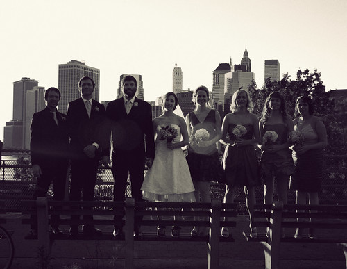 Wedding Party & NYC