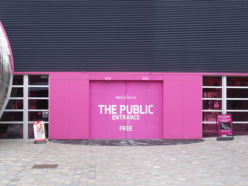 The Public, West Bromwich - Welcome to The Public Entrance Free
