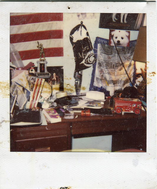 Nikky's Desk