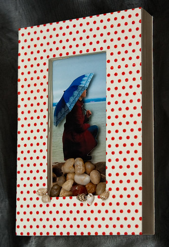 Altered Book: Contemplation