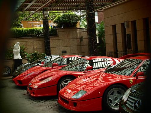 Cars Wallpaper Hd Lambo Ferrari Ultimate Supercar Garage
