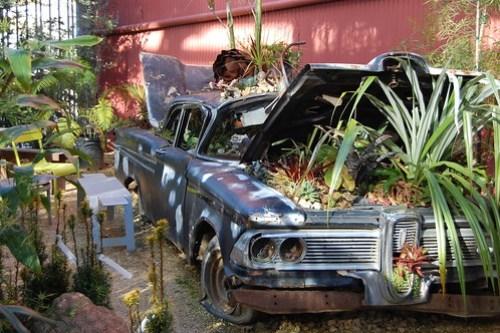 Old Ford Edsel