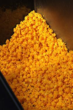 Garrett's cheddar corn