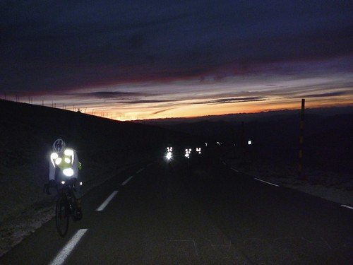 Ventoux Night Session