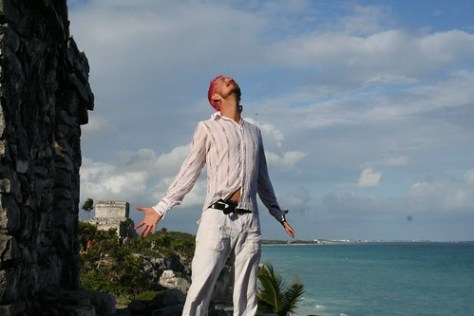 nov 2009 - playa del carmen