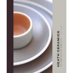 heath ceramics book