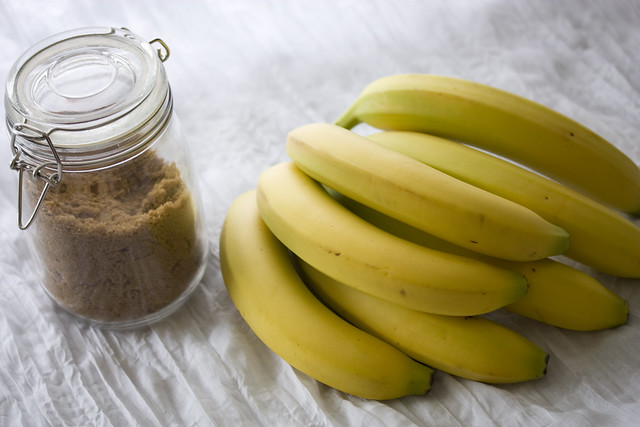 Brown Sugar and Bananas... Mmm!