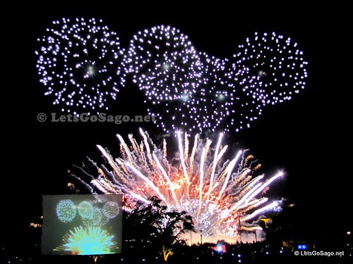One last hurray from South Koreas Fireworks