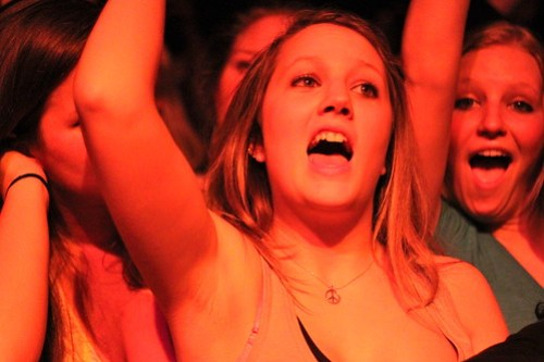 Sean Kingston Concert - Sing along