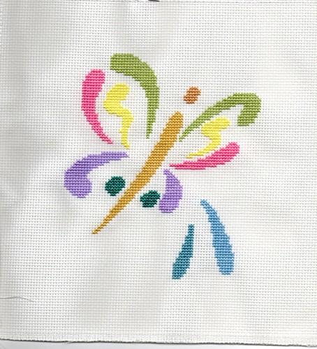 Brushstroke Butterfly by Lynn G.