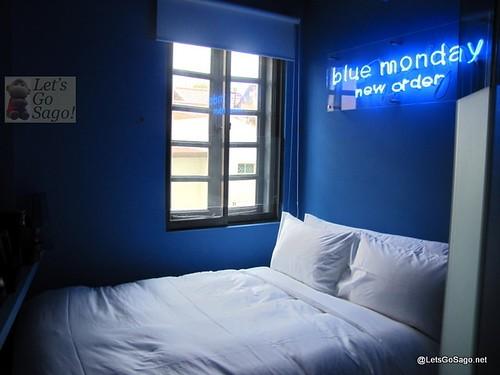 Wanderlust Hotel Room