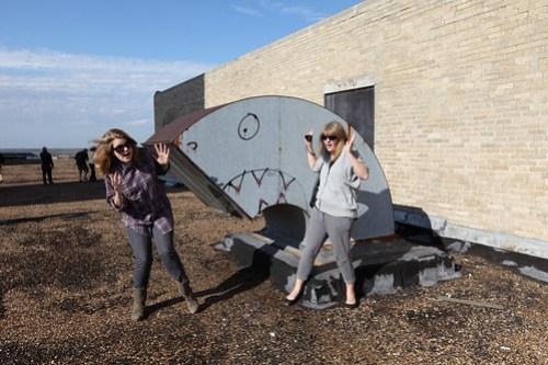 Amy & Tanie @ Sears Crosstown
