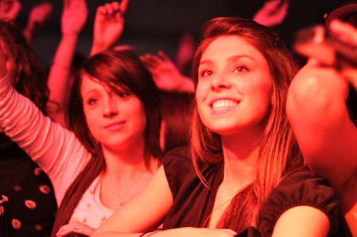 Sean Kingston Concert - Smile